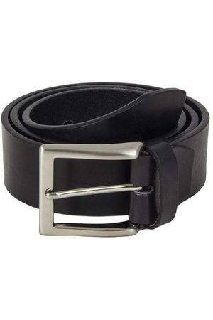 40 Colori Solid Distressed Leather Belt in