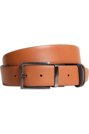 Oliver Sweeney Caravonica Leather Belts M, Colour: Tan