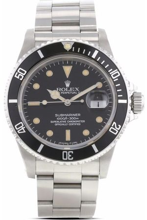 Rolex 1986 pre-owned Submariner Date 40mm