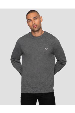 Threadbare Men Sweatshirts - Satsuma Grindle Plain Sweatshirt