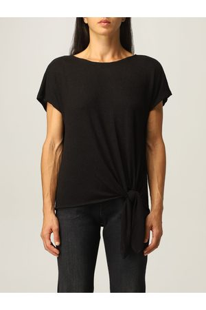 DKNY Basic jumper with knot