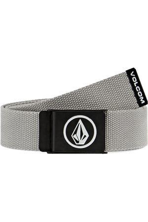 Volcom Men Belts - Circle s Web Belt - Heather