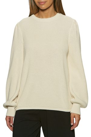 People Tree Women Jumpers - Mary Jumper s Knits - Cream