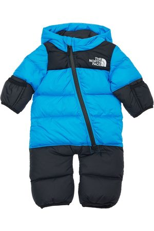 The North Face Nuptse Hooded Down Romper