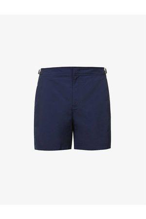 Orlebar Brown Men Skinny Trousers - Bulldog II slim-fit shell swimming shorts