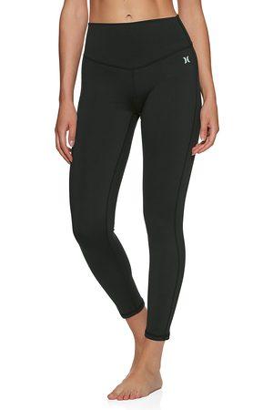 Hurley Women Trousers - V-shaped Waist Legging s Jogging Pants