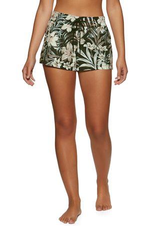 Hurley Women Shorts - Supersude Hawaiiana 2.5' Volley s Boardshorts - Floral