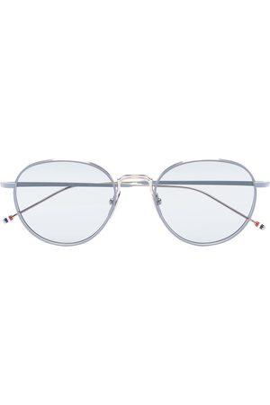 Thom Browne Round titanium sunglasses