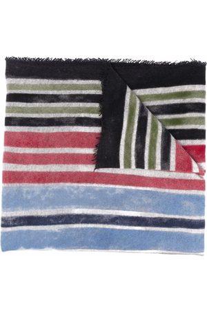 Faliero Sarti Filippo striped cashmere scarf