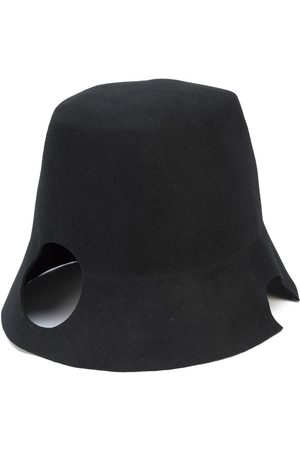 OFF-WHITE Cut-out bucket hat