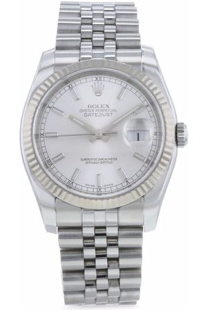 Rolex Men Watches - 2008 pre-owned Datejust 36mm