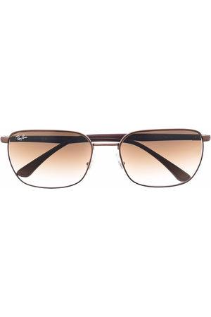 Ray-Ban Rectangular gradient sunglasses