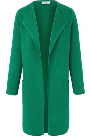 Peter Hahn Women Cardigans - Long cardigan in 100% cotton size: 10