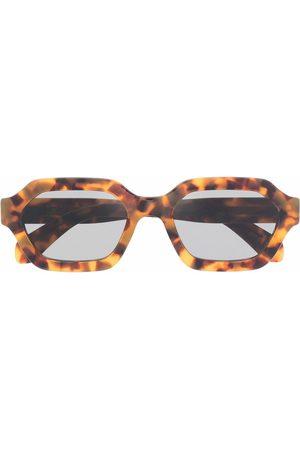 Retrosuperfuture Pooch geometric-frame sunglasses