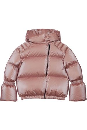 Moncler Herince Hooded Nylon Down Jacket