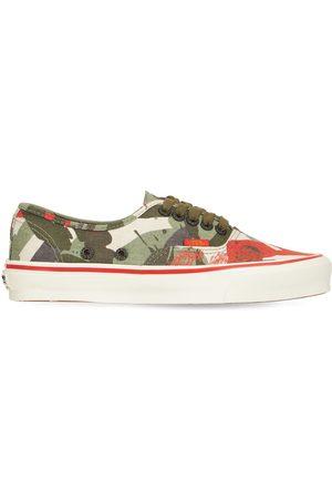 Vans Nigel Cabourn Og Authentic Lx Sneakers
