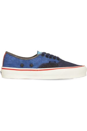 Vans Women Trainers - Nigel Cabourn Og Authentic Lx Sneakers