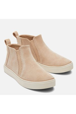 TOMS Women's Bryce Suede Ankle Boots