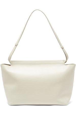 Aesther Ekme Sway Leather Tote Bag - Womens - Ivory