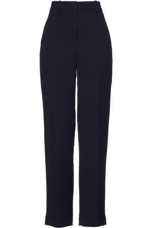 3.1 Phillip Lim Women Trousers - Woman Crepe Straight-leg Pants Midnight Size 0
