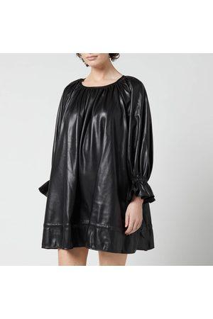 Naya Women's Heidi Vegan Leather Dress