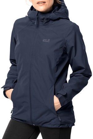 Jack Wolfskin Norrland 3in1 s Waterproof Jacket - Midnight