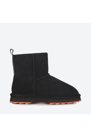 Emu Women Ankle Boots - Women's Sharky Mini Water Resistant Sheepskin Boots