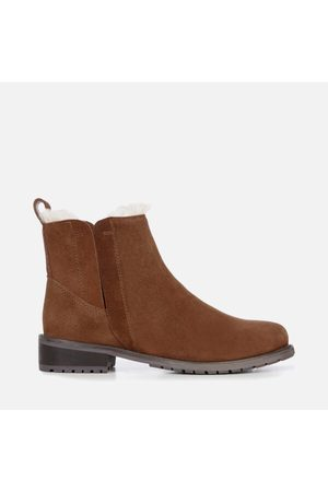 Emu Women Ankle Boots - Women's Pioneer Suede Ankle Boots