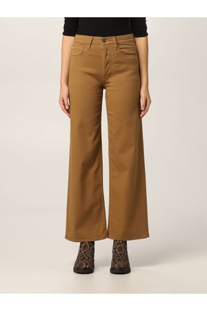 Cycle Trousers Women colour Camel
