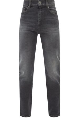 Balenciaga Faded Slim-leg Jeans - Womens