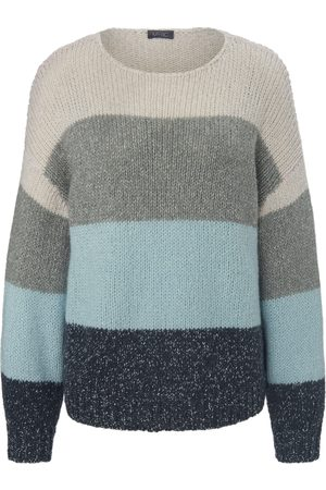 Mybc Women Jumpers - Jumper boat neck and long sleeves size: 10