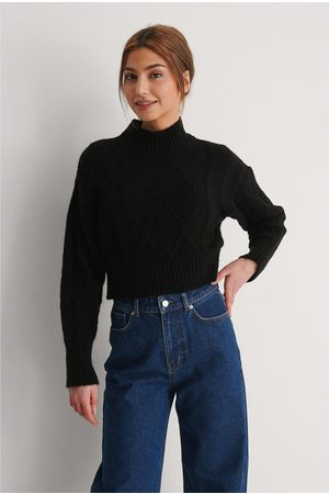NA-KD Women Jumpers - Cable Knit Jumper