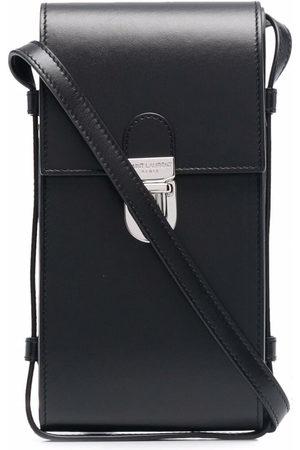 Saint Laurent Leather phone bag