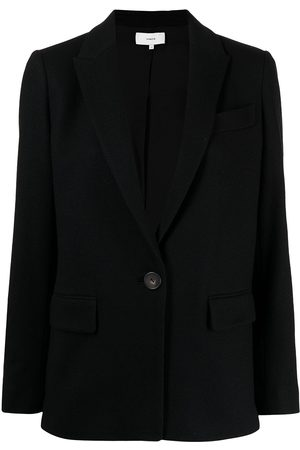 Vince Single-breasted tailored blazer