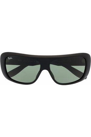 Ray-Ban Blair aviator-frame sunglasses
