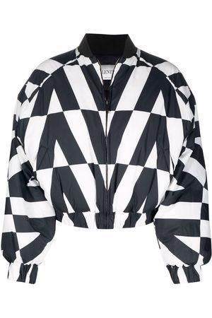 VALENTINO V-logo puffer jacket