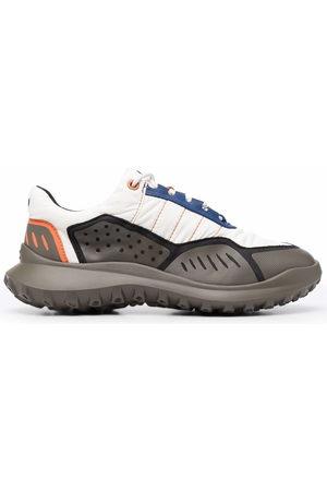 Camper Colour-block low-top sneakers - Neutrals