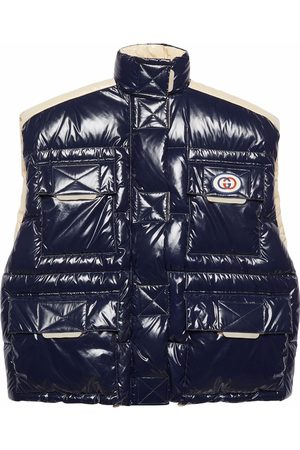 Gucci Down-feather reversible gilet