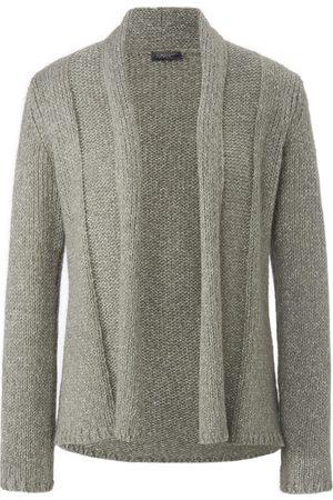Mybc Women Cardigans - Cardigan long sleeves in wool mix size: 10