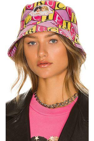 Fiorucci Cubic Bucket Hat in .