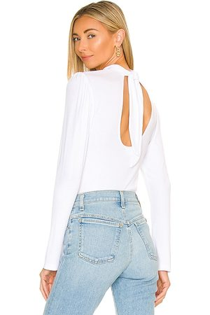 LnA Mazzy Rib Long Sleeve Top in . Size XS, S, M.