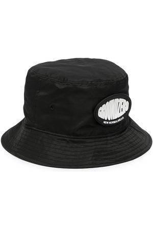 Ground Zero Hats - Logo-patch bucket hat