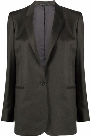 PAUL SMITH Notched-lapels single-breasted blazer
