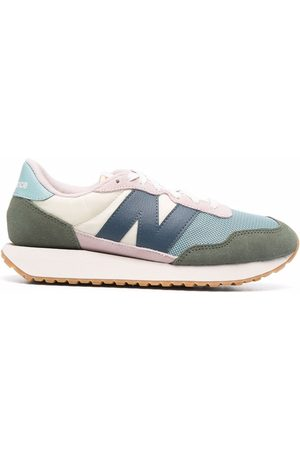 New Balance 237 lace-up sneakers - NORWAY SPRUCE