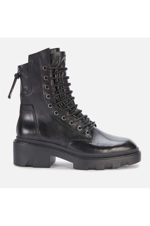 Ash Women's Madness Leather Lace Up Boots