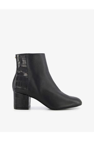 Dune Women Ankle Boots - Oleah leather ankle boots