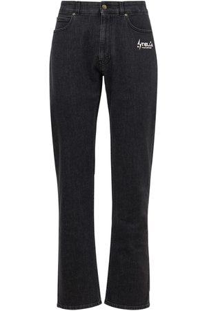 Stella McCartney Logo Denim Jeans