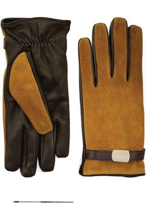 Armani Men Gloves - Leather Buckle Gloves