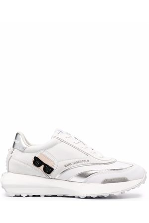 Karl Lagerfeld Icon low-top runner trainers