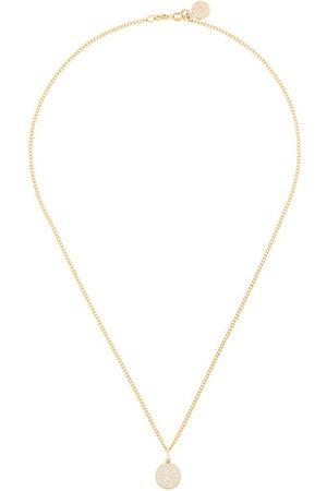 Karen Walker Women Necklaces - 9kt Runaway Stamp pendant necklace
